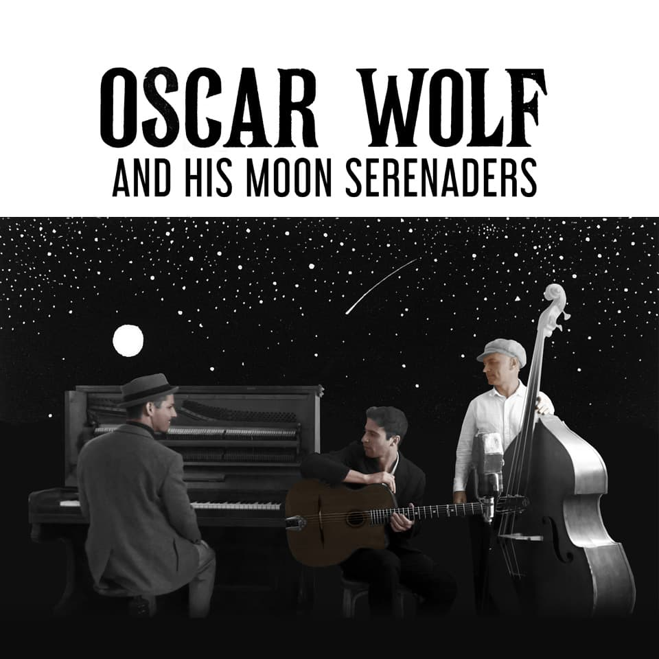 Bandes-Oscar Wolf & His Moon Serenaders