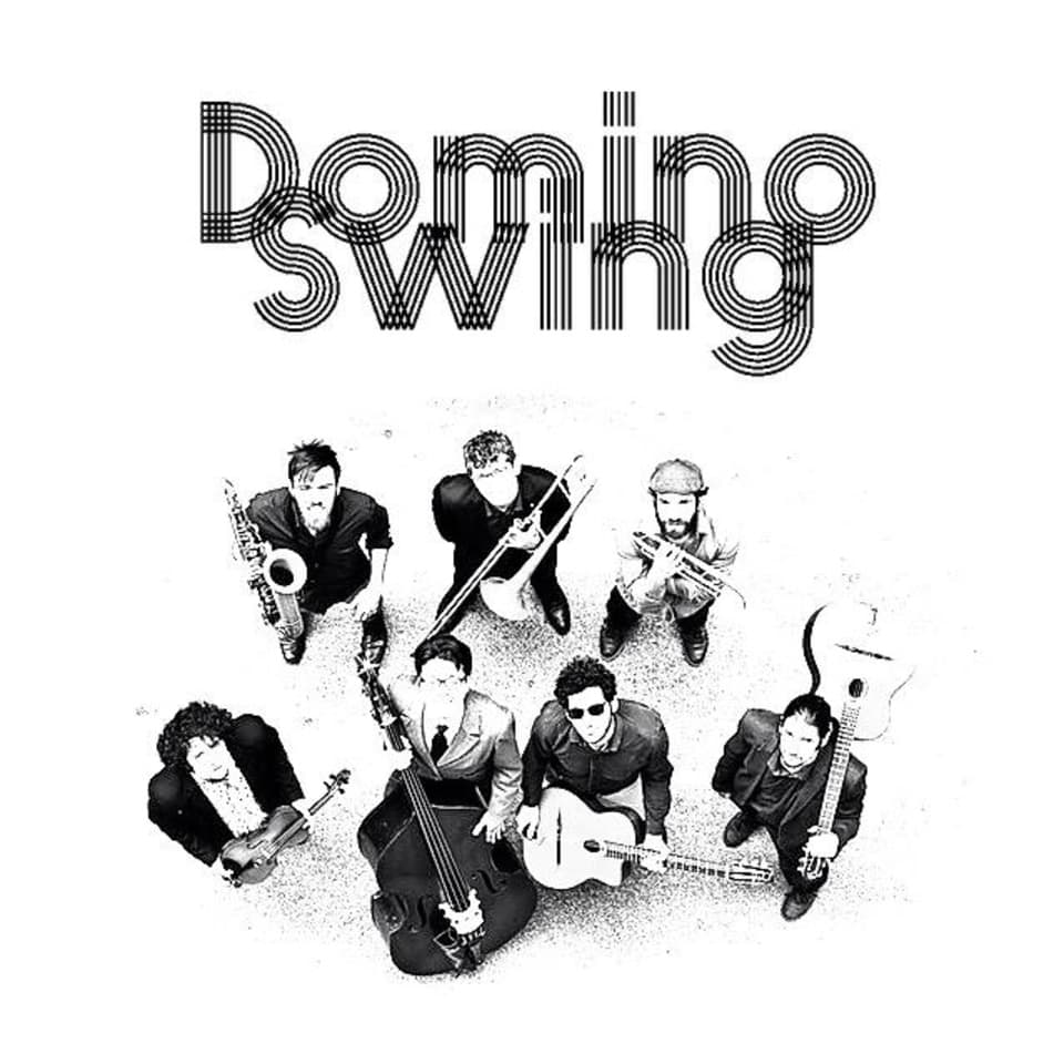 Bandes Domino Swing