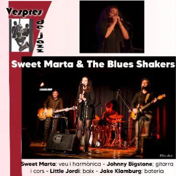 Sweet Marta & The Blues Shakers